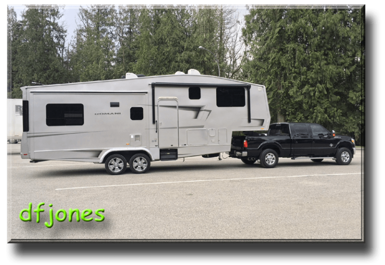 dfjones@telus.net Dave and Pat Description 2008 Domani DF310 2016 Ford F350 Lariat Super Duty Diesel