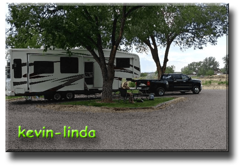 Kevin & Linda Cordia Description  Montrose, Colorado 2011 Cameo FWS 2017 3500 HD LTZ